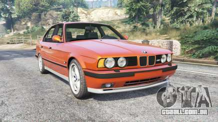BMW M5 sedan (E34) [add-on] para GTA 5