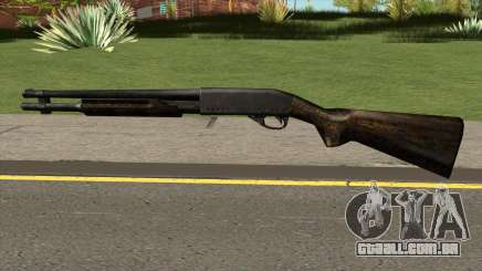 Shotgun from Cry Of Fear para GTA San Andreas