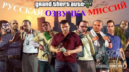 Voz russo para GTA 5