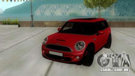 Mini Clubman para GTA San Andreas