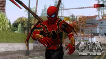 Marvel Future Fight - Iron Spider Skin 2 para GTA San Andreas