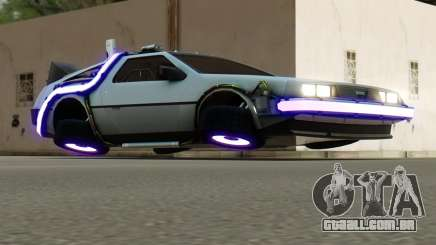 DeLorean DMC-12 Activated para GTA San Andreas