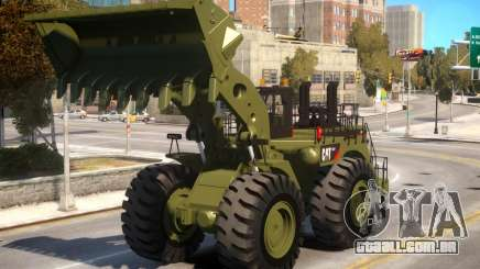 CAT 994F Military para GTA 4