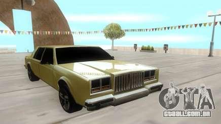 Greenwood para GTA San Andreas