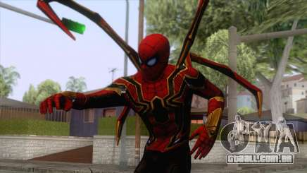 Marvel Future Fight - Spider-Man (Infinity War) para GTA San Andreas