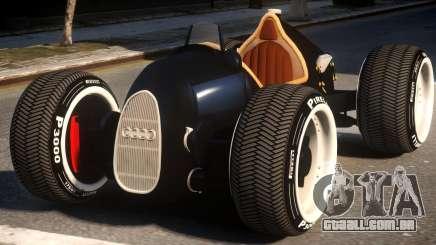 Audi Type C 1936 V.1.2 para GTA 4