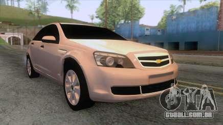 Chevrolet Caprice LTZ 2010 para GTA San Andreas