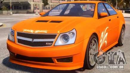 Presidente Facelift para GTA 4