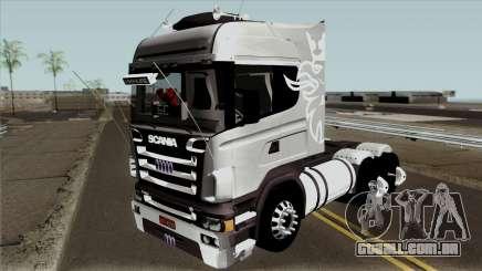 Scania R580 para GTA San Andreas