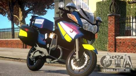 BMW R 1200RT para GTA 4
