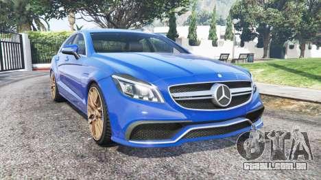 Mercedes-Benz CLS 63 AMG (С218) de 2014 [substit