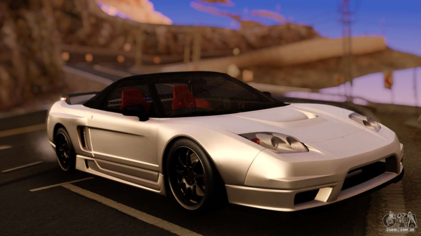Honda Nsx R Para Gta San Andreas