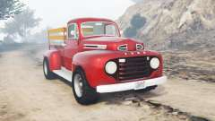 Ford F-1 1949 [replace] para GTA 5