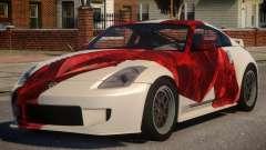 Nissan 350Z Underground PJ1 para GTA 4