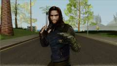 Marvel Future Fight - Winter Soldier IW para GTA San Andreas