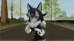Kemono Friends Gray Wolf (01) para GTA San Andreas