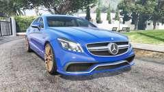 Mercedes-Benz CLS 63 AMG (С218) de 2014 [substituir] para GTA 5