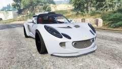 Lotus Sport Exige 240 2008 v1.1 [replace] para GTA 5