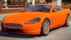 Aston Martin para GTA 4