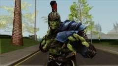 Marvel Future Fight - Hulk (Thor: Ragnarok) para GTA San Andreas