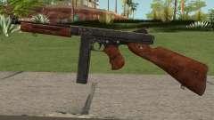 Thompson M1A1 SMG V2 para GTA San Andreas