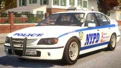 Police Patrol New York para GTA 4