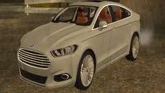 Ford Fusion Cromilson 2015 para GTA San Andreas