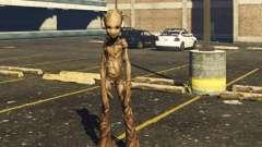 Teen Groot (Avengers Infinity War) 1.0 para GTA 5