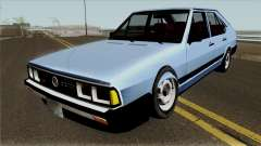 Volkswagen Passat Pointer LSE Iraque 1984 para GTA San Andreas