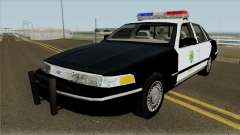 Ford Crown Victoria 1994 Resident Evil 3 para GTA San Andreas