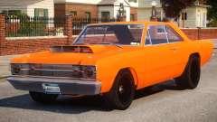 1968 Dodge Dart V1 para GTA 4