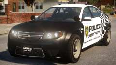 Cheval Fugitive 785 para GTA 4