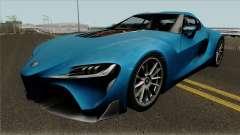 Toyota FT-1 para GTA San Andreas