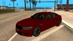 BMW M5 F90 para GTA San Andreas