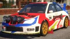 Subaru Impreza WRX V1.2 para GTA 4