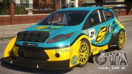 Ford Fiesta OMSE V1.4 para GTA 4