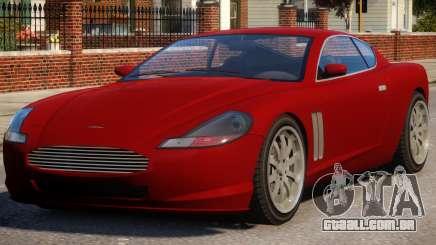 Super GT Jaguar para GTA 4