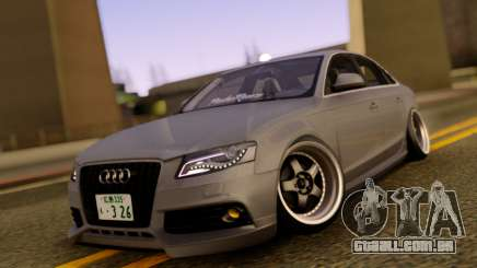 Audi S4 326 para GTA San Andreas