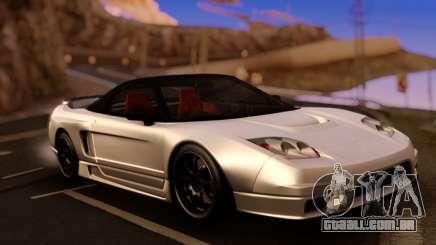 Honda NSX-R para GTA San Andreas