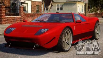 Bullet GT v2 para GTA 4