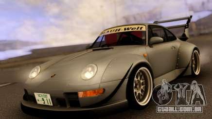 Porsche 933 RWB para GTA San Andreas