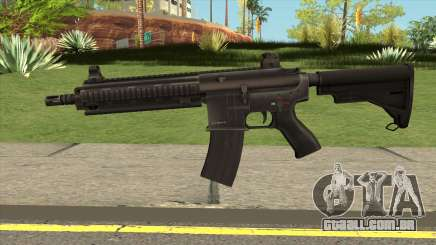 HK416 para GTA San Andreas