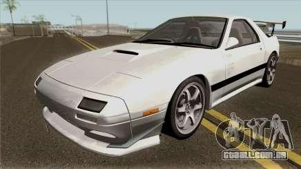 Mazda RX-7 FC3s Touge Edition v.2 para GTA San Andreas