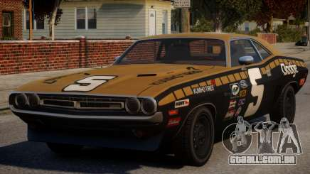 Dodge Challenger 1971 PJ2 para GTA 4