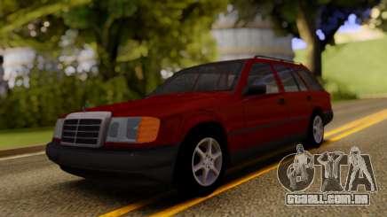 Mercedes-Benz W140 Wagon para GTA San Andreas