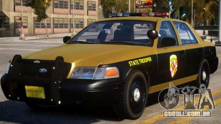 Maryland Crown Victoria para GTA 4