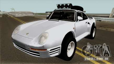 Porsche 959 Rusty Rebel 1987 para GTA San Andreas