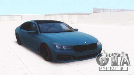 BMW 5 Series Sedan para GTA San Andreas