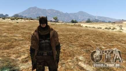 BvS Knightmare Batman 1.0 para GTA 5