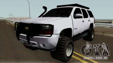 Chevrolet Tahoe Offroad BkSquadron para GTA San Andreas